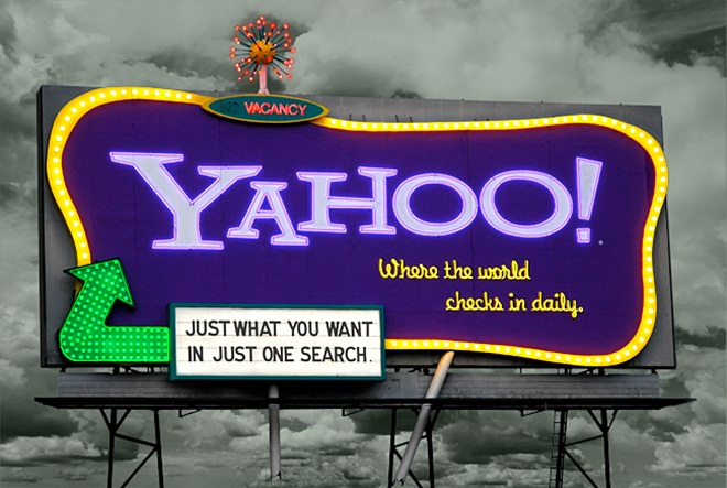 Yahoo to Vacate Iconic San Francisco Billboard in 2 Weeks