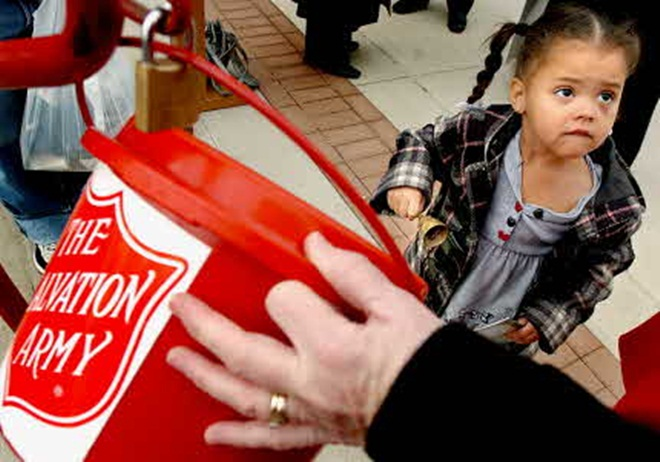 Salvation Army Turns to Square to Trial Mobile Payments for Donations