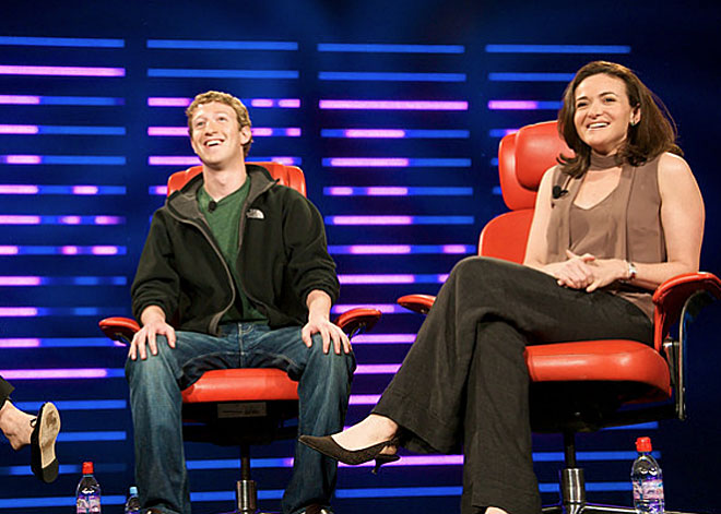 Sheryl Sandberg on how Facebook's culture differs from Google's. She's worked at both. ...