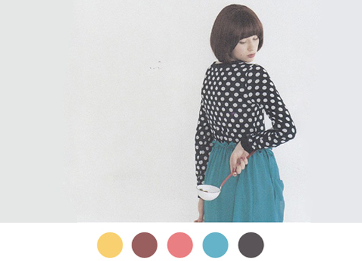 9 places to get inspiration for your websites color palette