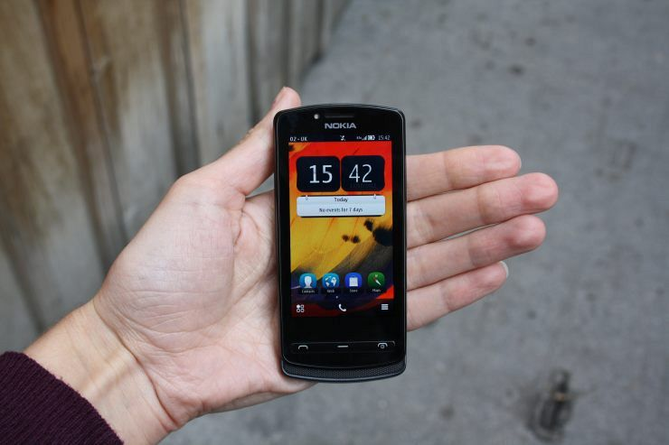 Nokia: Symbian Belle update coming to existing handsets 'in early 2012'