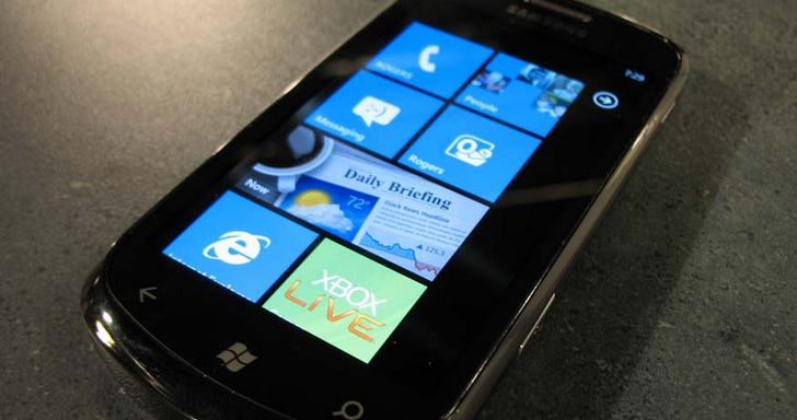 Microsoft's mobile market share: The never-ending decline