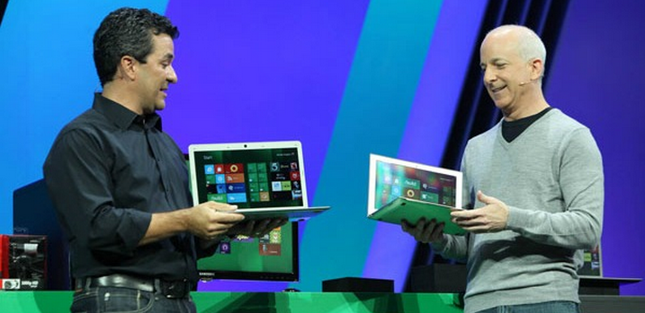 Rumors of swivel-screen ultrabooks point to one future: Windows 8
