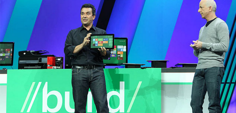 Leaked shots show that the Windows Store could be a color-clash nightmare