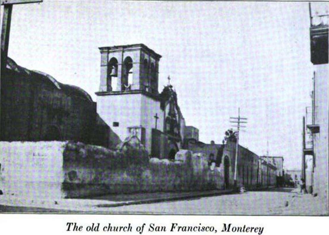 What did San Francisco's map look like in 1853? Check Pastmapper