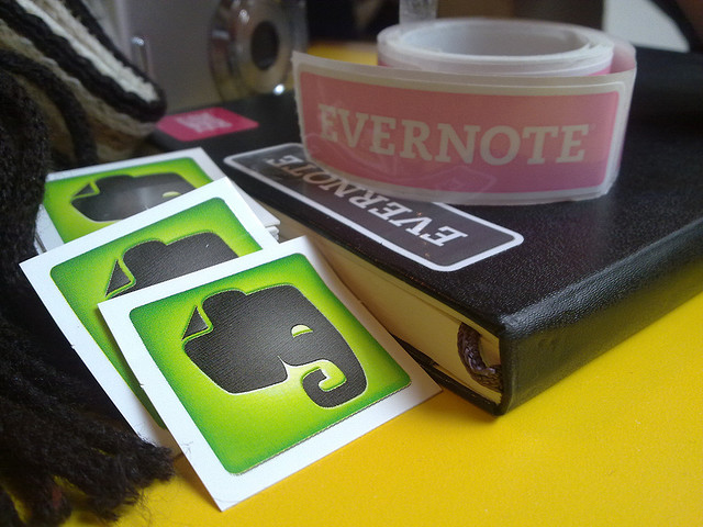 Evernote partners with Orange, gives subscribers a years free access to Evernote Premium