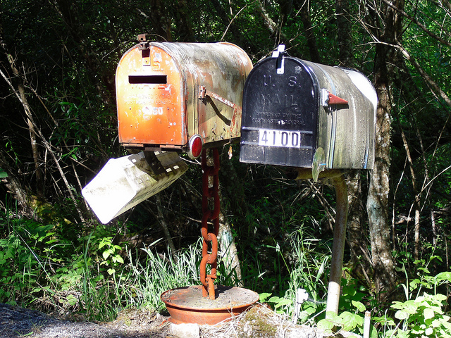 Tweets by mail? This guy replicated Twitter via the postal system