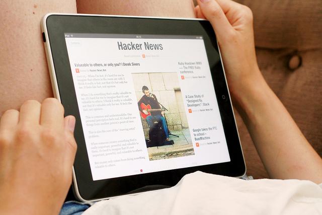 Flipboard tablet downloads top 4.5 million, now on 1 in 10 iPads