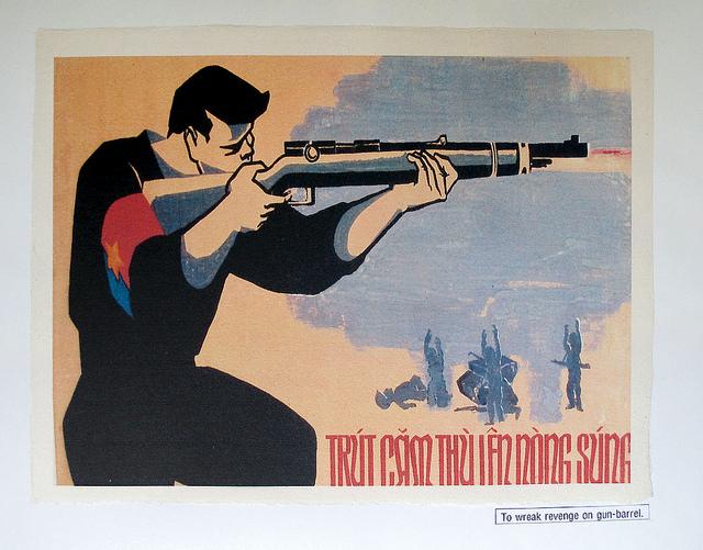 Freaking epic tech company 'war propaganda' posters