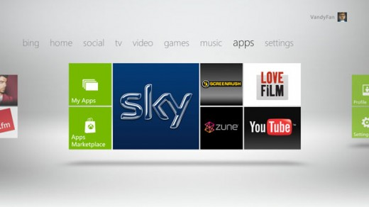 618 gaming iplayer 520x292 Microsofts new Xbox 360 update hits tomorrow. Heres what to expect.