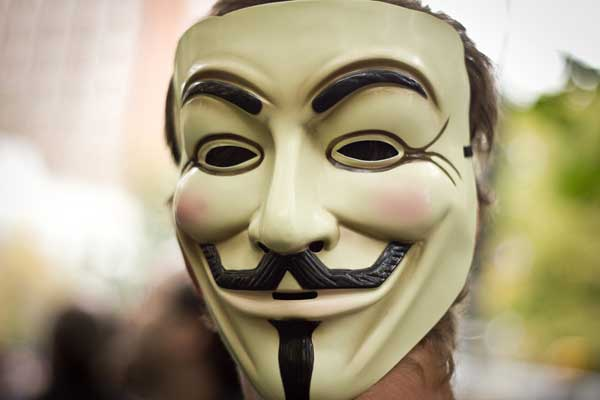Report: Anonymous planning major hack on Sony over its SOPA support