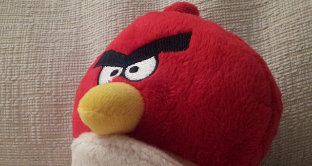 Angry Birds arrives on the BlackBerry PlayBook