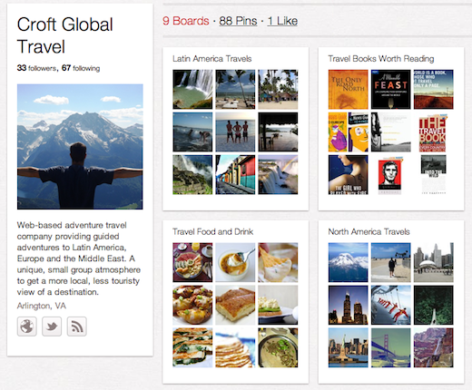 CGTravel 10 cool Pinterest accounts you should be following