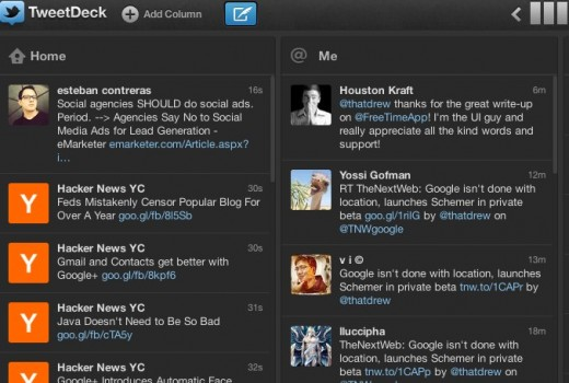 Convofy 64 520x350 Tweetdeck for the web now available for everyone