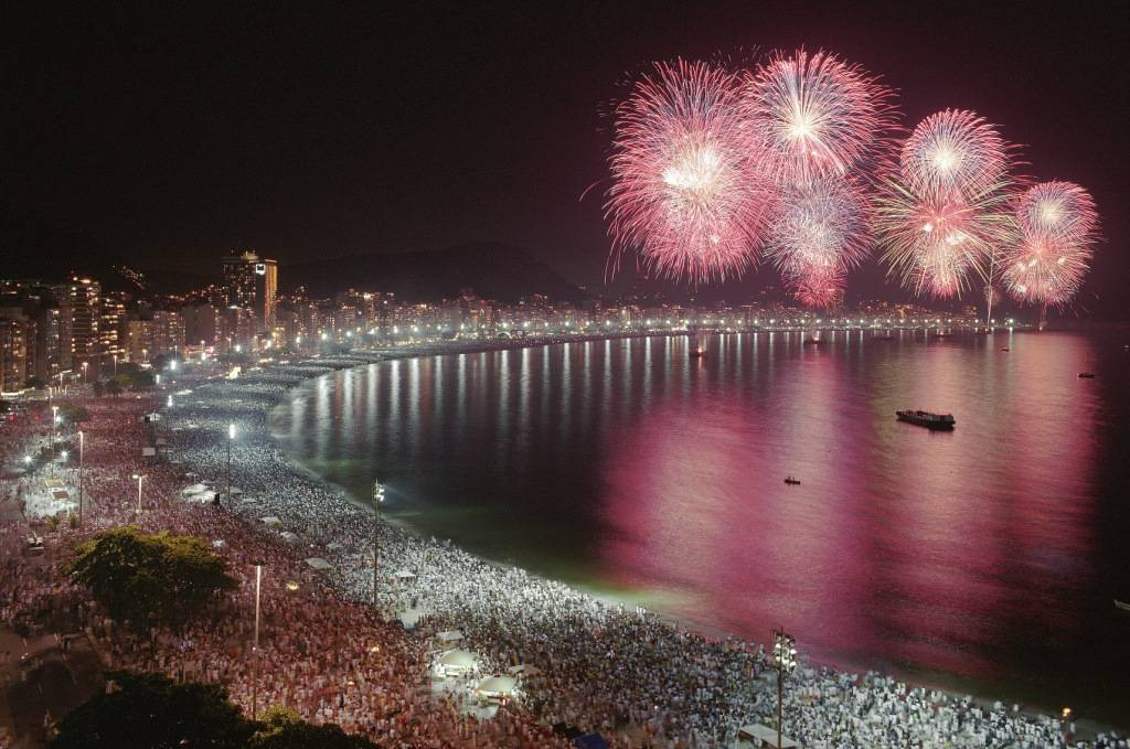 The Best Places in the World to be on New Year's Eve