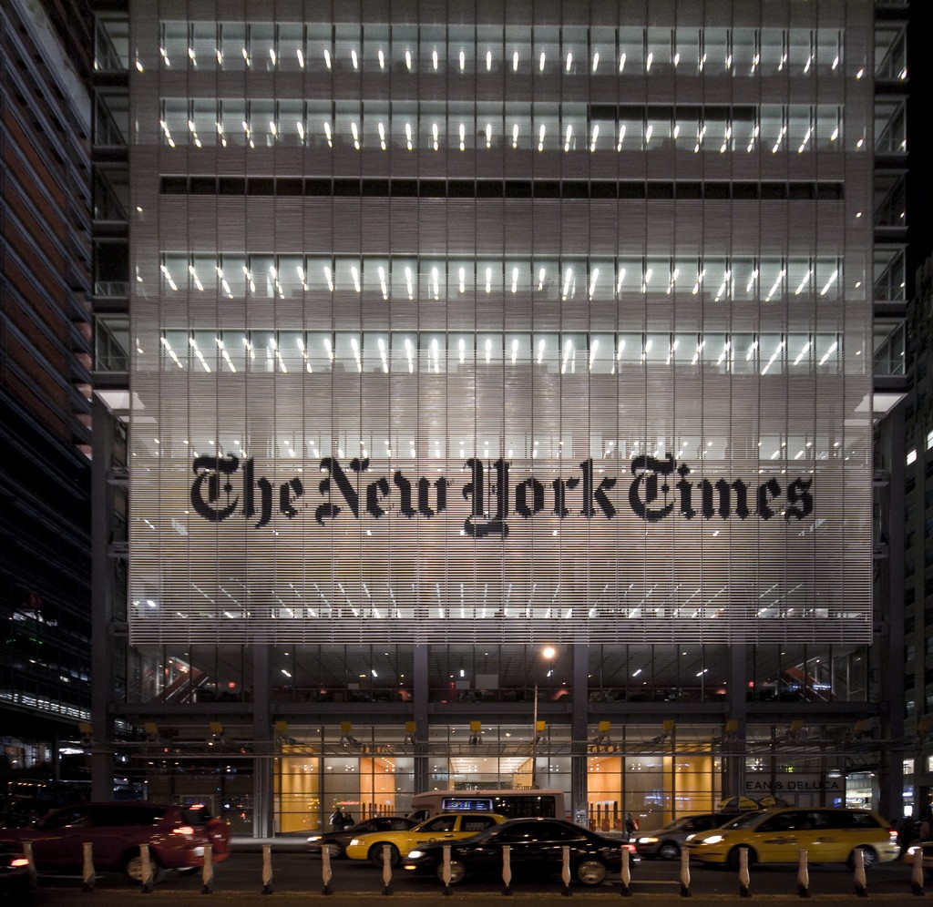 Francois Illas New Tradition: Why Did The New York Times Company Just Lose Its CEO?
