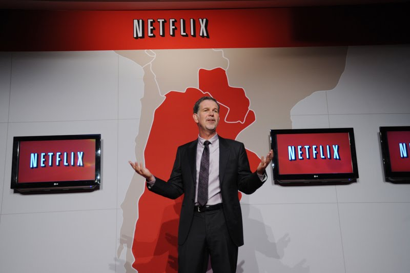 Netflix updates its iOS app, now available in Latin America
