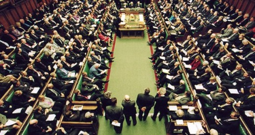 Parliament 520x275 2011 Tech Rewind: This Year in the UK