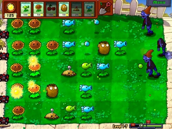 PopCap brings Bejeweled to Chrome, Plants vs. Zombies to Android