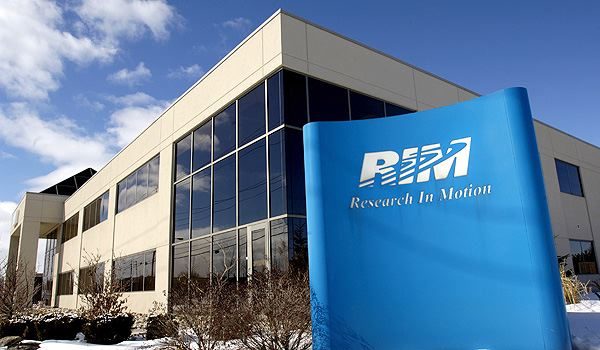 RIM may now be worth less than Apple's App Store alone