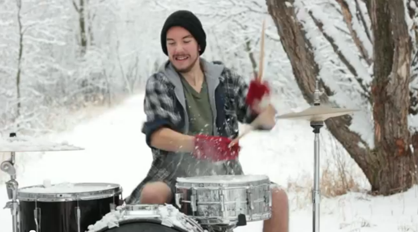 Even if you hate Christmas music, you're going to love this