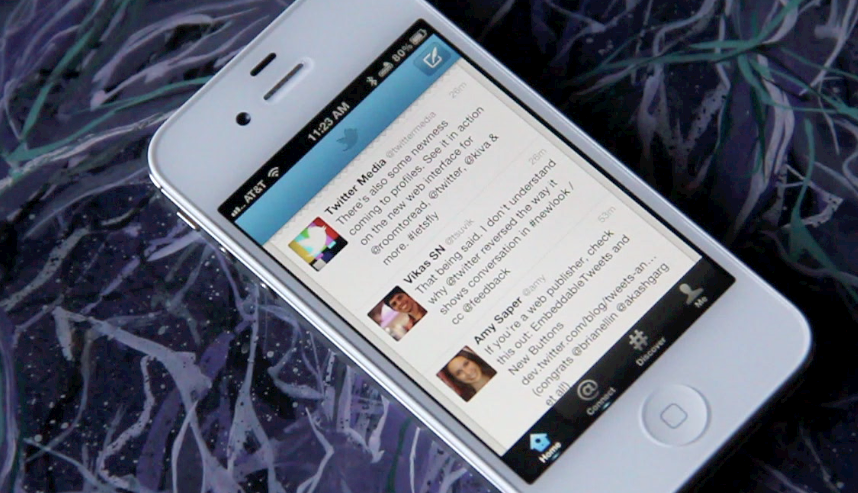 A walkthrough of the new Twitter 4.0 app for iPhone [Screenshots and Video]
