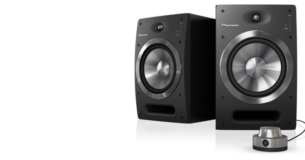 Pioneer wants to bridge the gap of work and play with its S-DJ05 studio monitors