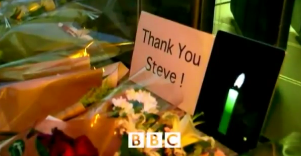 "Watch this 60-minute ""Billion Dollar Hippy"" Steve Jobs documentary from the BBC right now ..."
