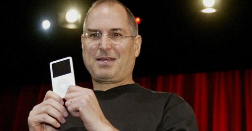 Steve Jobs just won a Grammy