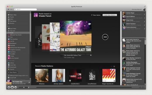 SpotifyRadio1 520x325 Spotify Radio gets a big makeover, goes truly unlimited