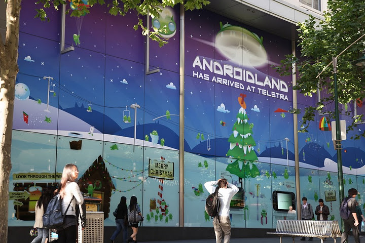 Welcome to Androidland: Australia's (and the world's) first Android store