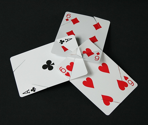 Ok, this really might be the most incredible card trick we've ever seen