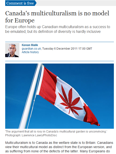 The guardian goofs with a canadian cannabis flag photo whoever posted the photo was either really stoned or has never smoked pot before ever the former would account for the persons lack of perception sciox Image collections