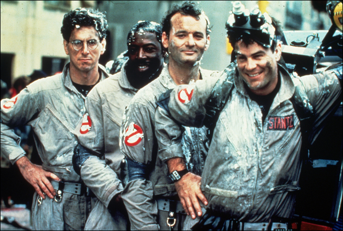 You have to watch this: Apple's 1984 Ghostbusters parody [Video]