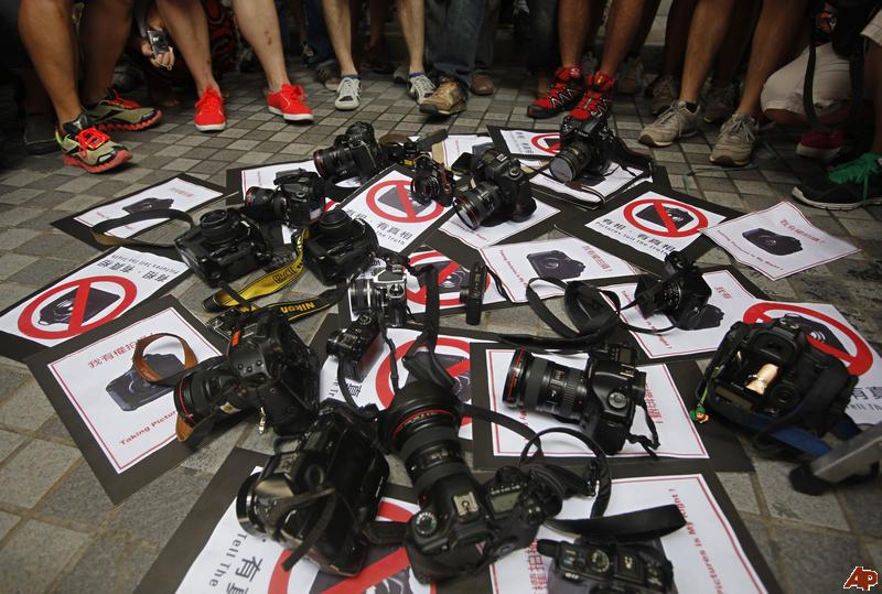 1 in 5 journalists killed in 2011 worked for Internet media outlets