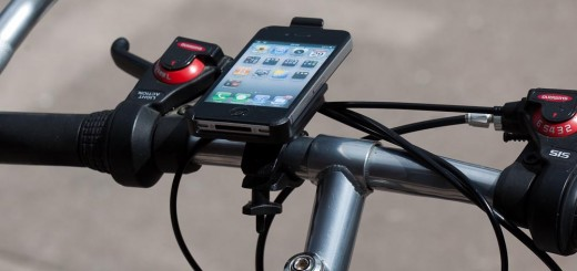 iPhone Bike