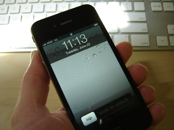 Apple says it stopped supporting CarrierIQ in iOS 5