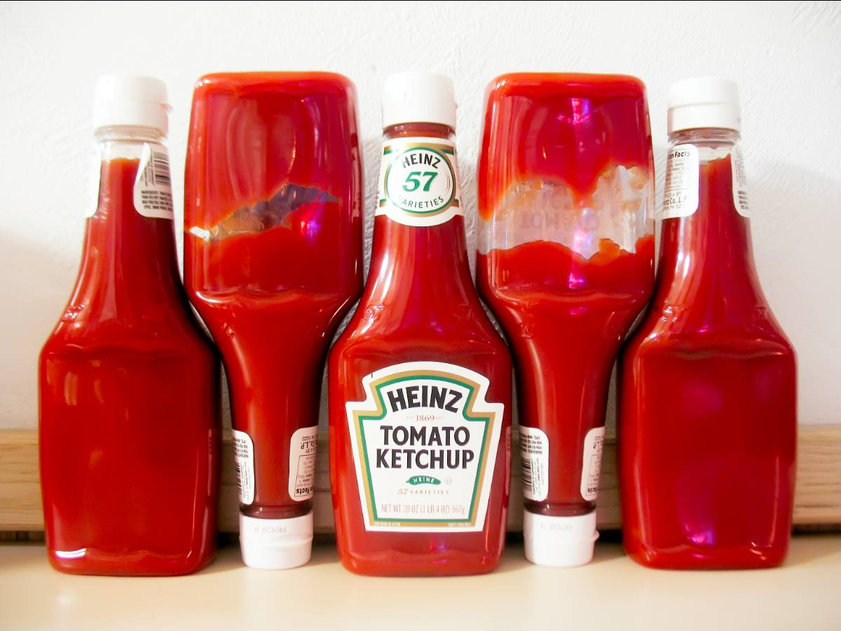 Meet Ketchupbot: Because regular bottles are boring