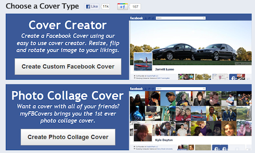 5 ways to customize your facebook timeline cover do it yourself solutioingenieria Choice Image