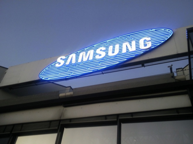 Samsung to invest a record $40 billion on its business in 2012