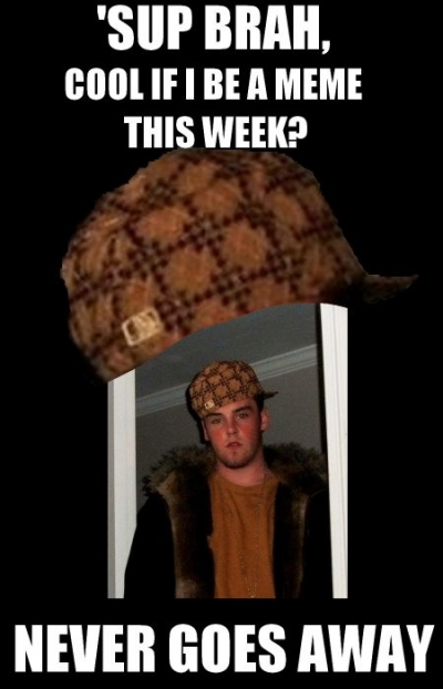 small scumbag scumbag steve 2011: The 5 Top Memes