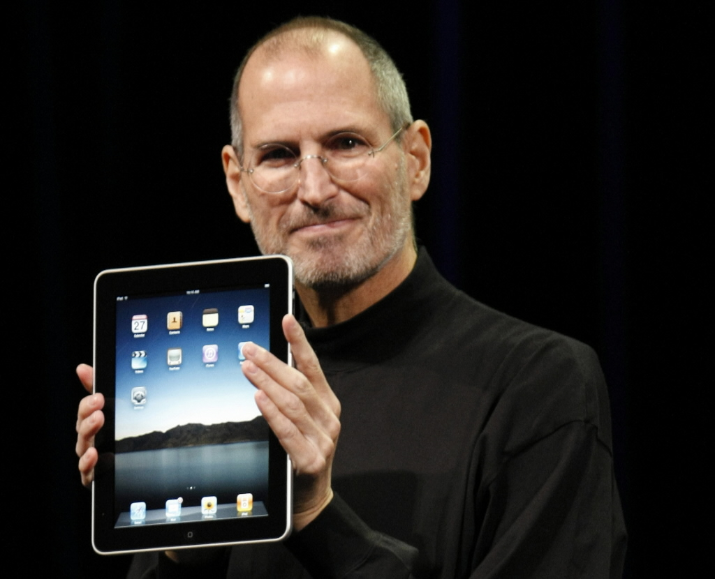 Find Apple keynotes on Stevenote.tv, a tribute to Steve Jobs
