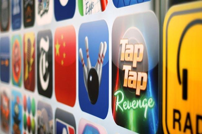 Smartphone apps set to surpass the 1 million mark next week