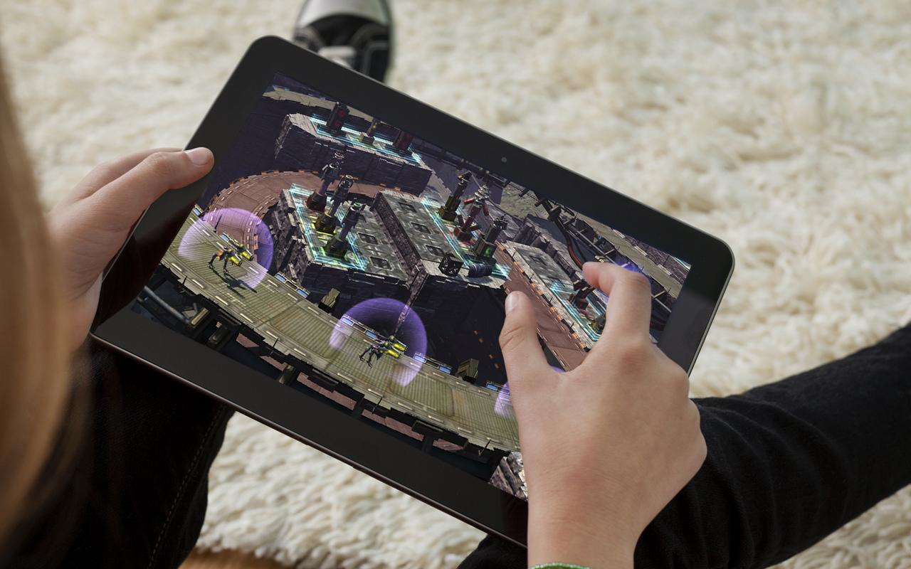OnLive brings its cloud gaming platform to iOS and Android devices
