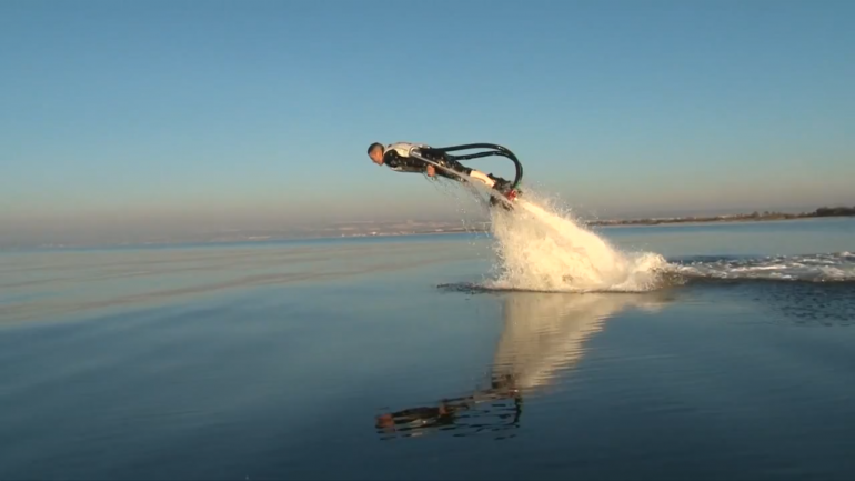 Introducing….The Dolphin Jetpack