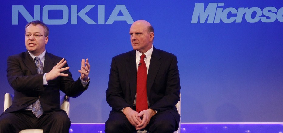 Nokia: We'll say it again, Microsoft is not buying us