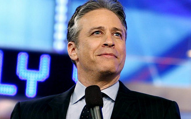 Reddit user ventures to the Daily Show, gets Jon Stewart to talk SOPA on air
