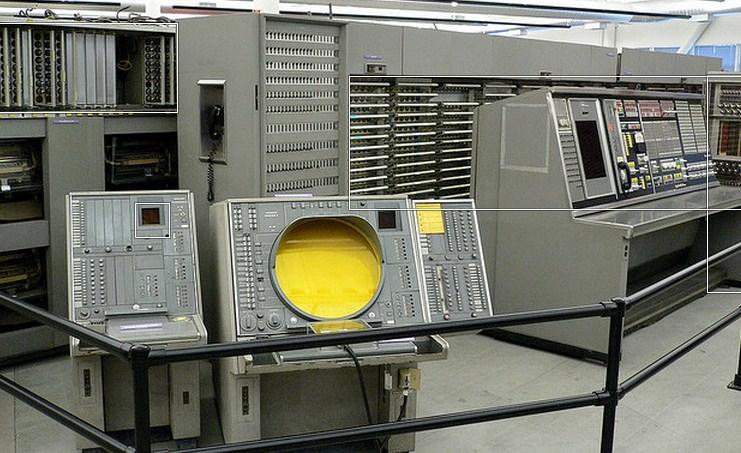 Vacuum Tube Computer