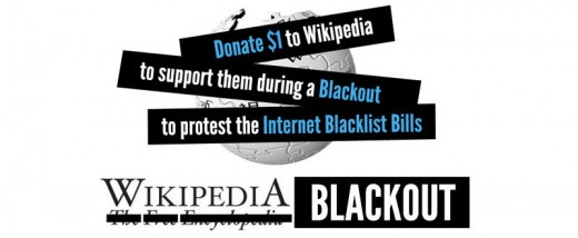 2222 520x214 Internet users are urging Wikipedia to go black in protest of SOPA / PIPA