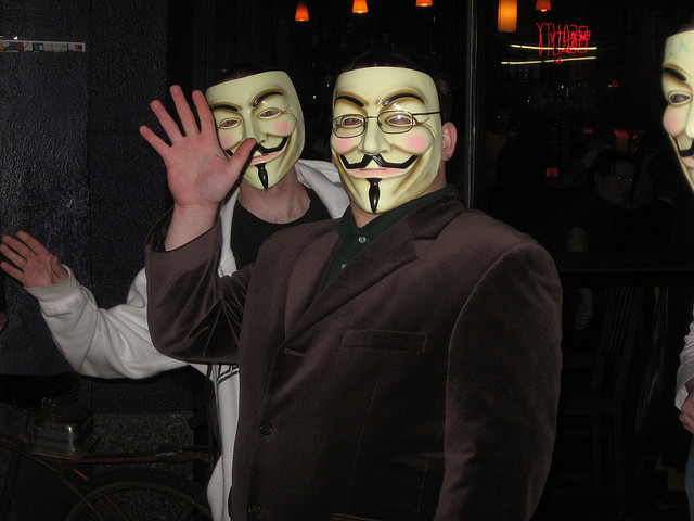 Anonymous takes down DOJ website in response to Megaupload case